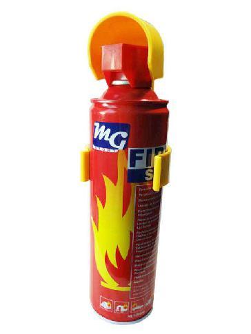 اسپری آتش خاموش کن MG sport (نیم و یک کیلویی)
