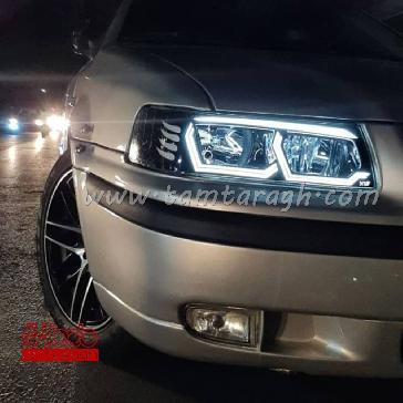 بلوری سمند طرح BMW i8