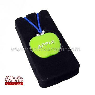 خوشبو کننده آویز طرح سیب APPLE با رایحه...