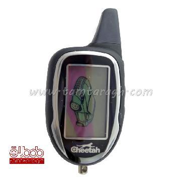 دزدگیر تصویری چیتا مدل F5 با یک سال بیمه سرقت بیمه ایران - دارای دو ریموت باتری خور