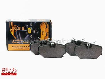 لنت ترمز جلو پژو 405، پارس و سمند جی اس اس مدل GS2