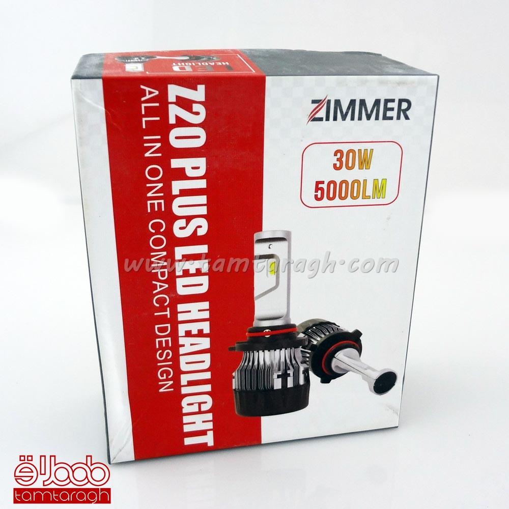 هدلایت Z20 plus زیمر با چیپ CSP