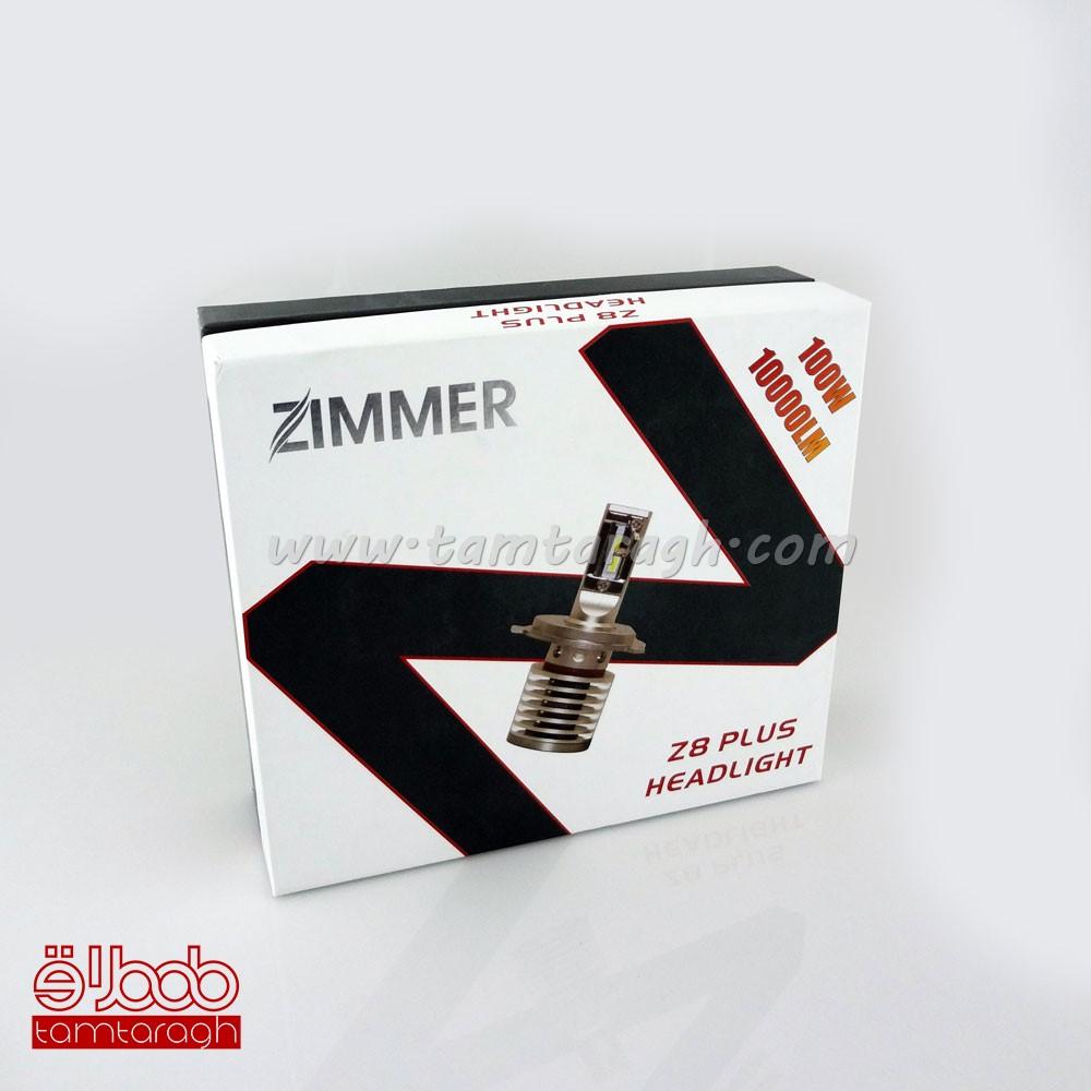 هدلایت Z8 plus زیمر با چیپ CSP