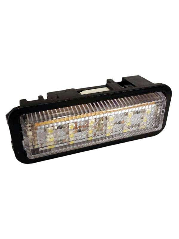 چراغ سقفی پژو 405 و پارس فابریکی (سوکت کامل SMD)