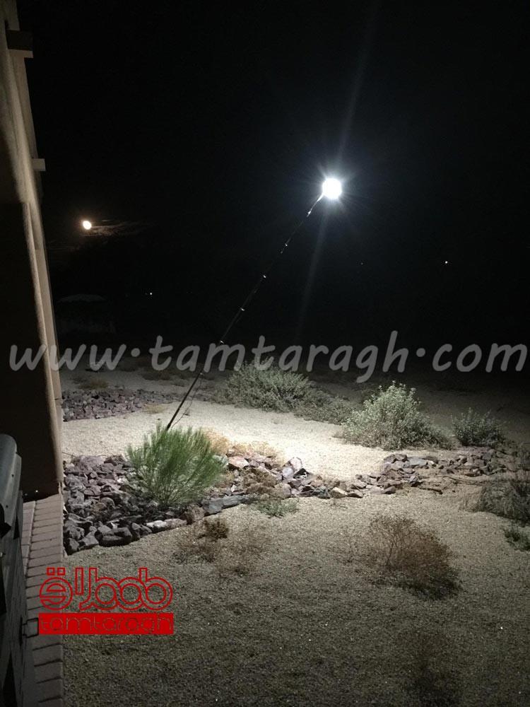 کمپینگ لایت 5 متری COB ریموت دار (چراغ سیار)
