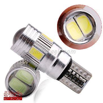 لامپ سکن ال ای دی لنز دار بدنه آلومینیوم...