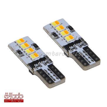 لامپ سکن SMD8 دو رنگ مدل 01