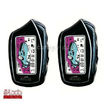 دزدگیر تصویری چیتا مدل F20 دارای دو ریموت باتری خو