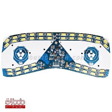 لامپ سقفی لمسی خودرو آی لِد مدل CT077 من...