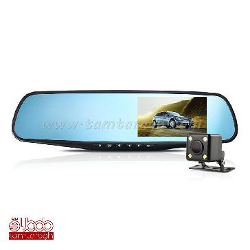 آینه ثبت وقایع (DVR) چیتا 4.3 اینچ به همراه دوربین